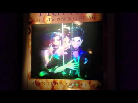 Prince Diamonds and Pearls Hologram (Stereogram)