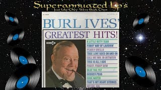 BURL IVES greatest hits Side Two