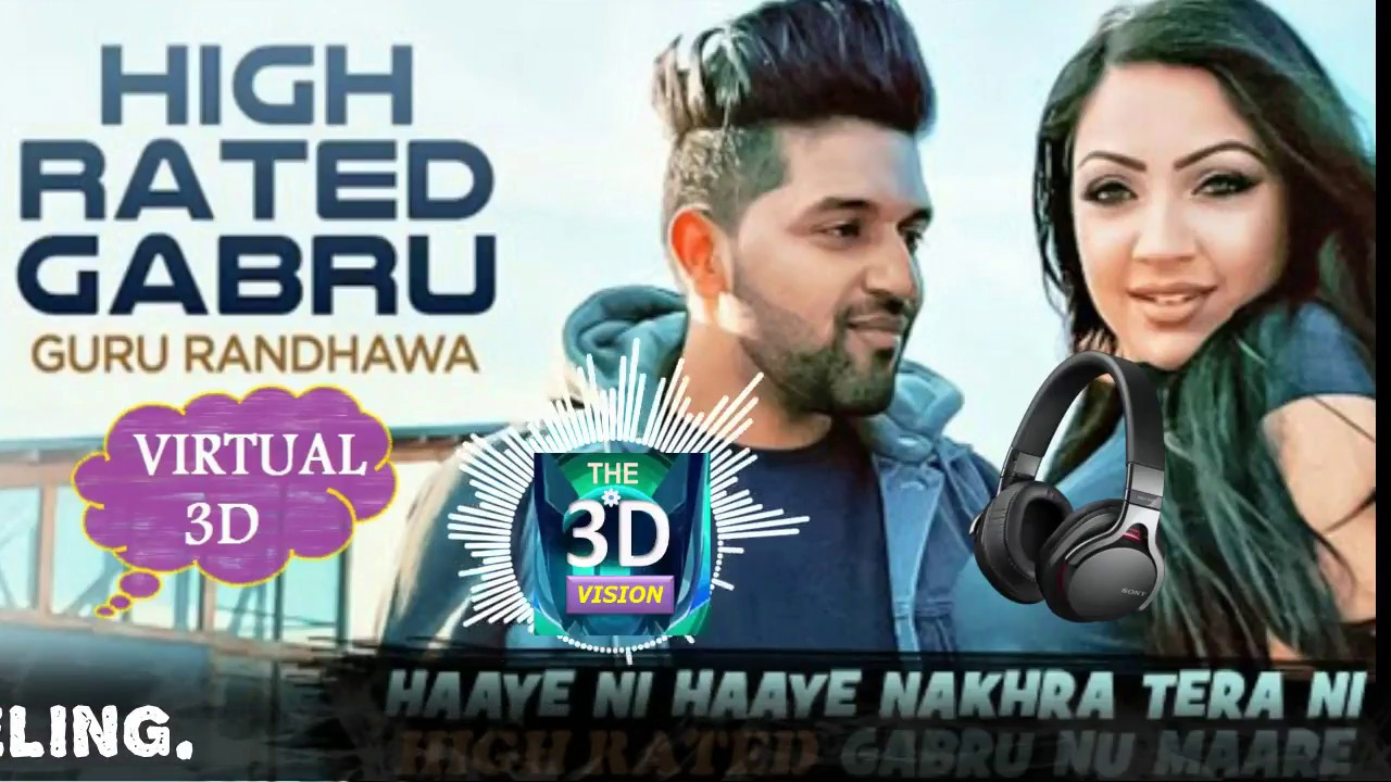 High Rated Gabru 3d Reloaded Youtube