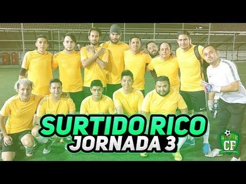 SURTIDO RICO - JORNADA 3