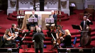 Midsummer Mozart Festival Orchestra performs Mozart Divertimento for Oboe-Horn-Strings, K.251