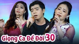 Liveshow Giọng Ca Để Đời 30 - Nhạc Vàng Hải Ngoại BUỒN THẤT TÌNH - Nhạc Vàng Nghe Về Đêm