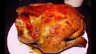 Чесночная курица в духовке! Вкуснотень! Ел бы каждый день!