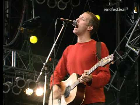 Coldplay  Shiver  At Bizarre Festival 2000