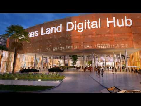 Flythrough - Digital Hub