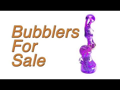 bubblers-for-sale-|-high-end-material