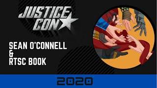 Sean O'Connell & #ReleaseTheSnyderCut Book Panel