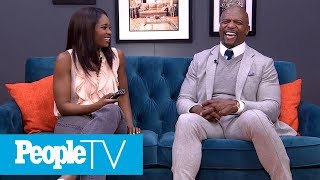 Terry Crews Reveals The Original Title Of 'Idiocracy' | PeopleTV | Entertainment Weekly