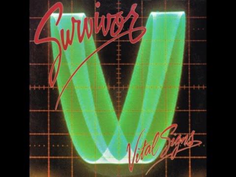 I Can't Hold Back Survivor 1984 LP