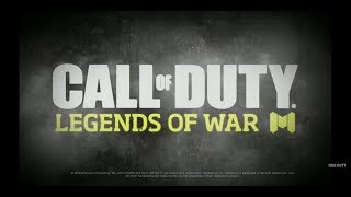 CALL OF DUTY LEGEND OF WAR GAMEPLAY