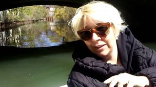 boat ride with anne marie sean perry