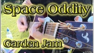 David Bowie Space Oddity Live 60's 70's Acoustic Guitar Pop Rock Jam Cover Song Kiwi Music NZ