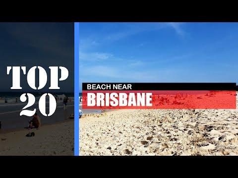 TOP 20 BEACHES Near BRISBANE