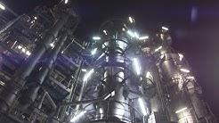 BASF bei Nacht: Zu Besuch bei der Oxo-Fabrik