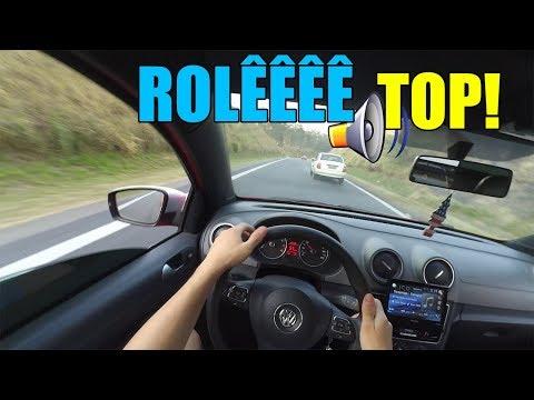 Role Saveiro Cross TOP! - Jader Vlog