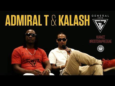 Admiral T & Kalash - General Crew / Interview