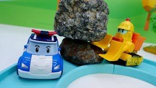 Kids' Cars and Trucks. Robocar Poli & Friends.