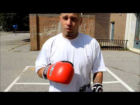 Boxing - Beginner Sparring Set-ups and Combos Part 2
