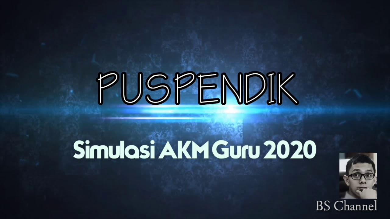 Soal Soal Akm Numerasi Sma - TIPE-TIPE SOAL AKM DAN SURVEY ...