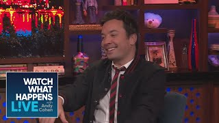 Jimmy Fallon On Justin Timberlake