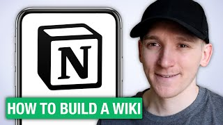 How to Build a Perṡonal Wiki in Notion App - iPhone & Android