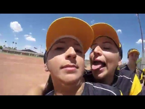 La Sierra University Softball Memories 2015-2016