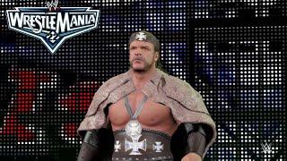 John Cena vs Triple H | WrestleMania 22- WWE Chapionship Match| WWE 2k16- Simulation 2016 (PS4)