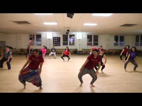 Chammak Challo - Choreography