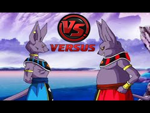 Bills Vs Champa (Pelea completa) Dragon ball super