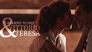 75 Reasons To Ship Vittorio & Teresa