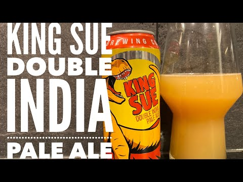Toppling Goliath King Sue DIPA By Toppling Goliath Brewing Company | American Craft Beer Review