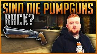 🔙💥 Sind die PUMPGUNS BACK? | Fortnite Battle Royale