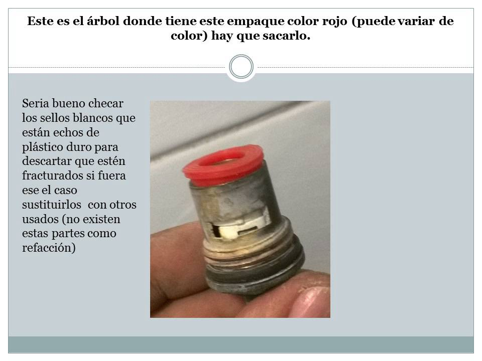 Como reparar goteras en llaves de lavabo youtube for Llaves de agua para lavabo