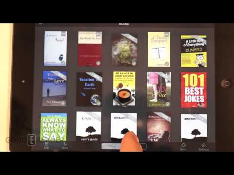 Amazon X-Ray Feature on Kindle for Apple iPad