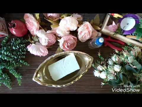 Мастерская Альфии 🌸 Цветочная композиция из пионов, кустовых роз и эвкалипта