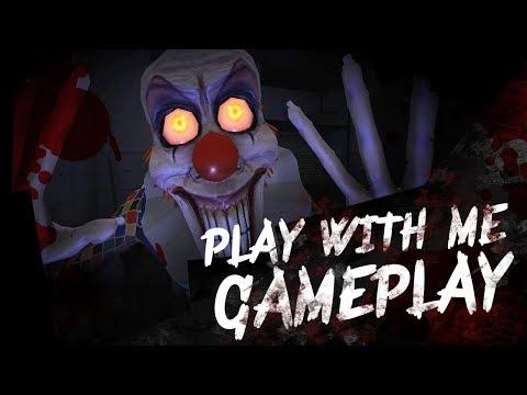 Ki hívott BOHÓCOT a szülinapomra?! (Horror Gameplay Ivós Játék)
