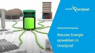 Nieuwe Energie opwekken in Overijssel: de eerste resultaten