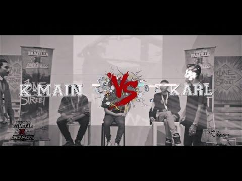 Lawalah X UnderbossFinalRap BattleK Main VS Karl
