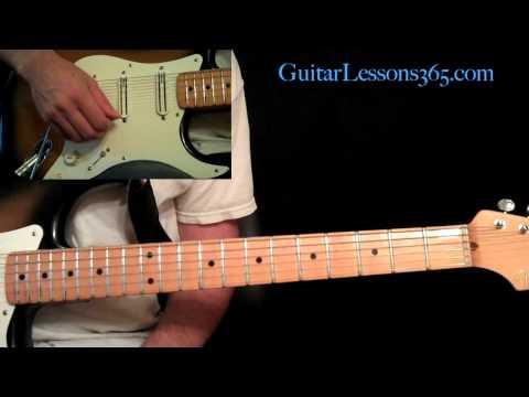 Sweet Child O' Mine Guitar Lesson Pt.3 - Guns N' Roses - Chorus - Slash