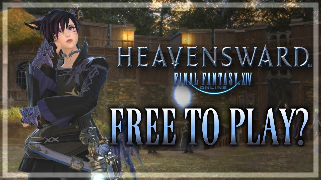 final fantasy online free to play pc