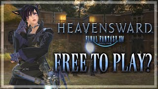 FFXIV Free To Play? My Thoughts (FFXIV: Heavensward | 1080p | PC)