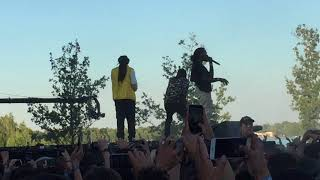 Migos Dj Durel Ric Flair Drip Live WOO HAH Festival Beekse Bergen.mp3