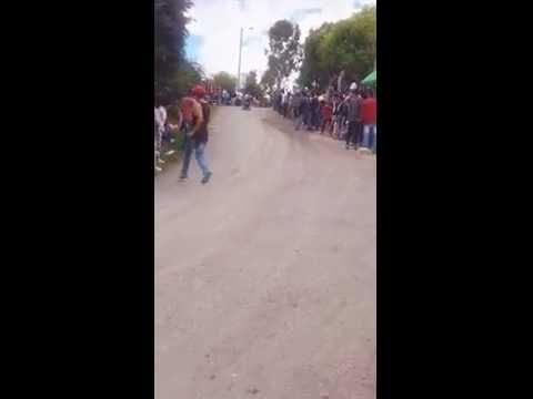 Carros esferados Ubaté 2016
