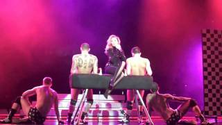 "Kylie Minogue Live ""Red Blooded Woman"" Oakland, CA USA"