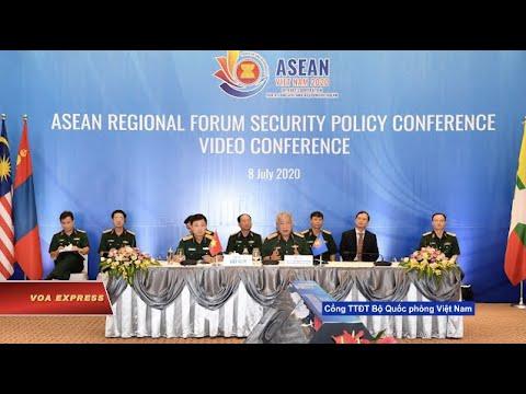 Truyền hình VOA 9/7/20: VN bác lập luận của TQ về tình hình Biển Đông tại hội nghị khu vực
