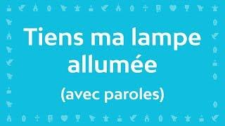 Jean-Claude Gianadda - Tiens ma lampe allumée | Chant Chrétien avec paroles pour l'Ascension