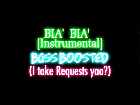 Lil Jon - Bia Bia (Instrumental) [BASS BOOSTED]