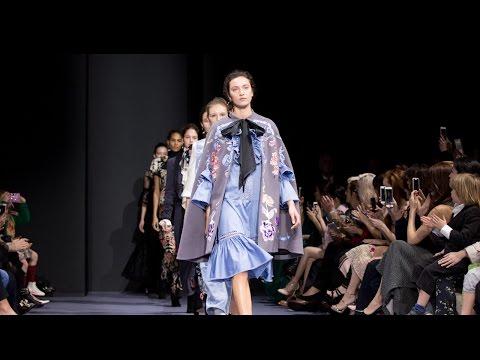 Temperley London Winter 2016 London Fashion Week Show