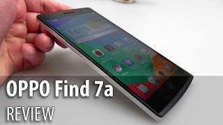 Oppo Find 7a Review (Full HD/ English) - Tablet-News.com