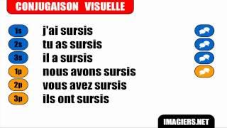 Conjugaison Indicatif Passe Compose Verbe Surseoir Youtube